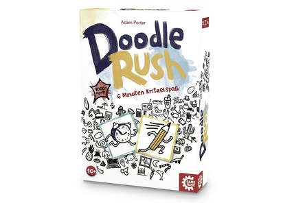 «Doodle Rush»