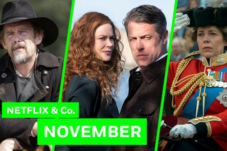 Serien-Highlights November